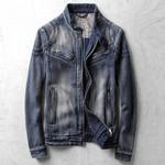 Vintage Suit Dress Jean Jacket and Coats Plus Size Designer