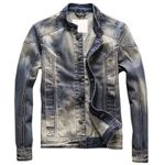 New High Street Denim Jackets Overcoats Loose Fit
