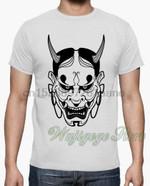 T-Shirt Mask cotton t shirt Short Sleeve