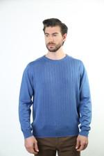 Sweater Bike Collar Men Sweater