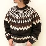 Vintage Fall Warm Knitting Sweaters Long Sleeve