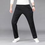 Cargo Pants  Casual Elastic Waist Multi Pocket Overall