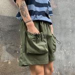 shorts hip hop streetwear military cotton bermuda shorts