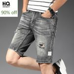 Fashion Straight High Street Casual Biker Shorts