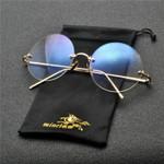 New Fashion round Sunglasses Brand Designer