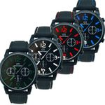 Stainless Steel Sport Cool Quartz watches Mini pointer Hours