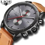 Watches Waterproof Top Brand Luxury Calendar Male Watch