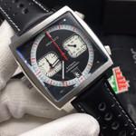 Stainless Steel quartz chronograph Luxury Brand Designer Watch