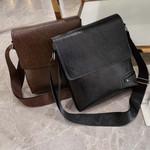 Business Shoulder Bag Diagonal High Quality Leather
