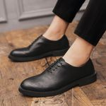 Oxford Dress business Shoes outdoor Formal Business