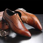 Large Size Fashion Business Dress Shoes Fashion