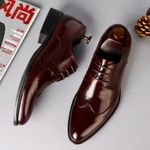 High Quality Handmade Oxford Dress Shoes