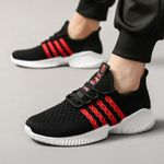 Trend Fashion Sneakers Soft Breathable Casual Shoes