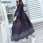 Chiffon Kimono Cardigan Long Sleeve Blouse Boho