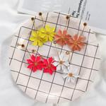 Flower Earrings Fashion Jewelry Accessories