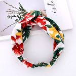 New Boho Hair Bands Girls Bohemian Print Headbands