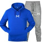 New Hooded Thicken Casual Sportswear Hoodie