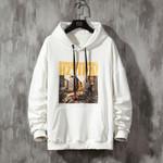 Streetwear Hoodies Sweatshirts Casual Hooded Sweatshirt