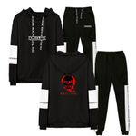 CHERNOBYL Hip Hop Undertale Hoodies Sweatshirts