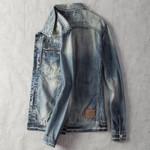 Jeans Jackets Streetwear Biker Coat Outfit Clothing