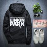 Hooded New Jackets And Coats Black Thin Casual Jackets