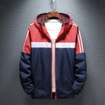 New Bomber Zipper Jackets And Coats Male Casual