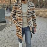 New Fashion Sweater Cardigan Slim Fit Knitwear Coat