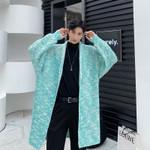 Vintage Fashion Long Style Cardigan Sweater Coat