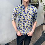 Shirt Brand Short Sleeve Shirt Streetwear Personality