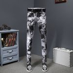 Skinny Jeans Slim Fit Stretch Denim Pants Trousers