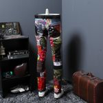 Split Joint Personality Leisure Time Jeans