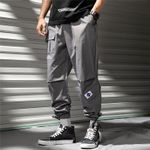 Casual Fashion Hallen Loose Pure Color Outdoors Pants