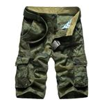 Military Cargo New Army Camouflage Tactical Shorts