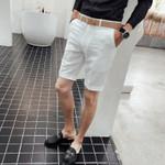 Clothing Short Masculino Casual Solid Shorts