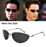 New Fashion Cool The Matrix Neo Style Polarized Sunglasses