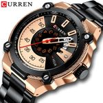 Brand Stainless Steel Business Watches
