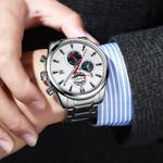 Fashion Causal Sports Luxury Quartz Watch