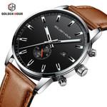 Clock Army Luxury Waterproof Relojes Hombre