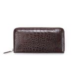 clutch bag Crocodile leather purse crocodile skin Business