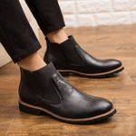 Chelsea Boots genuine Leather Casual Shoes