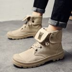 Big Size Outdoor Shoes High Top Snow Boots