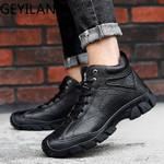 Shoes Fashion ankle Boots plush Inside Fur