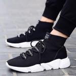 Brand Mesh Sock Sneakers Unisex Outdoor Footwear