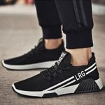 Sneakers Casual Shoes Lac-up Men Shoes