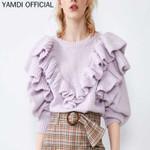 new fashion street wear bohemian knitted sweater