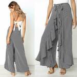 Brand New Boho Floral Long Pants