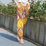 Boho Pants Harem Bohemian Plus Size Pants