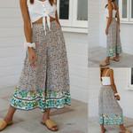 Pants Harem Trousers Floral Baggy Hippie Boho