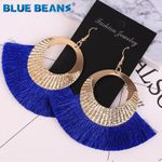 Tassel Earrings Boho Fashion Dangle Earrings