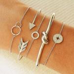 Bracelet Bohemian Bracelets & Bangles Set Vintage